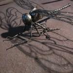 #broliu kalve laumzirgis skulptura (6)